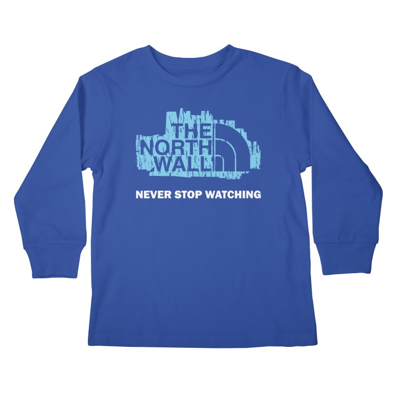 The North Wall Kids Longsleeve T-Shirt by Olipop Art & Design Shop