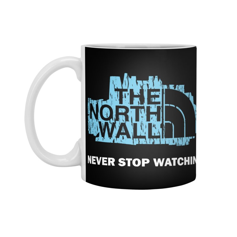 The North Wall Accessories Mug by Olipop Art & Design Shop