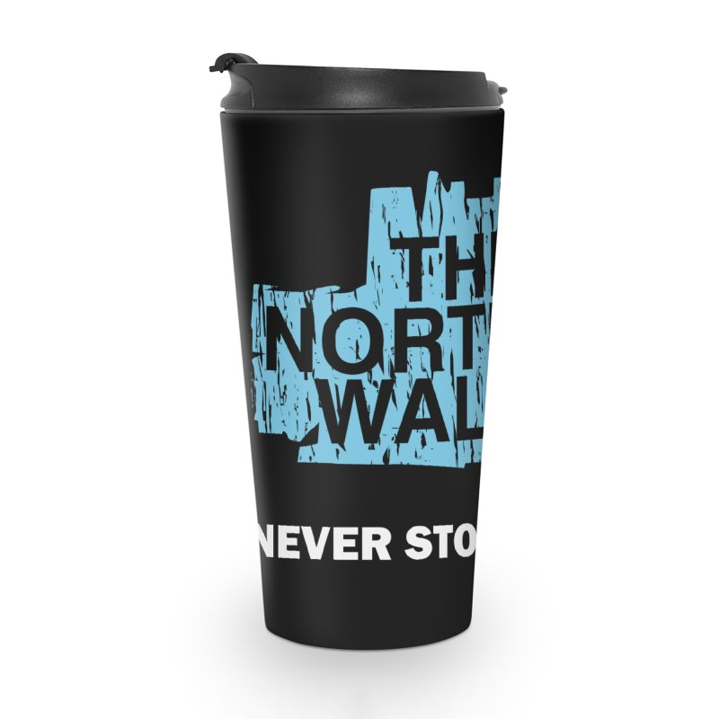 The North Wall Accessories Travel Mug by Olipop Art & Design Shop