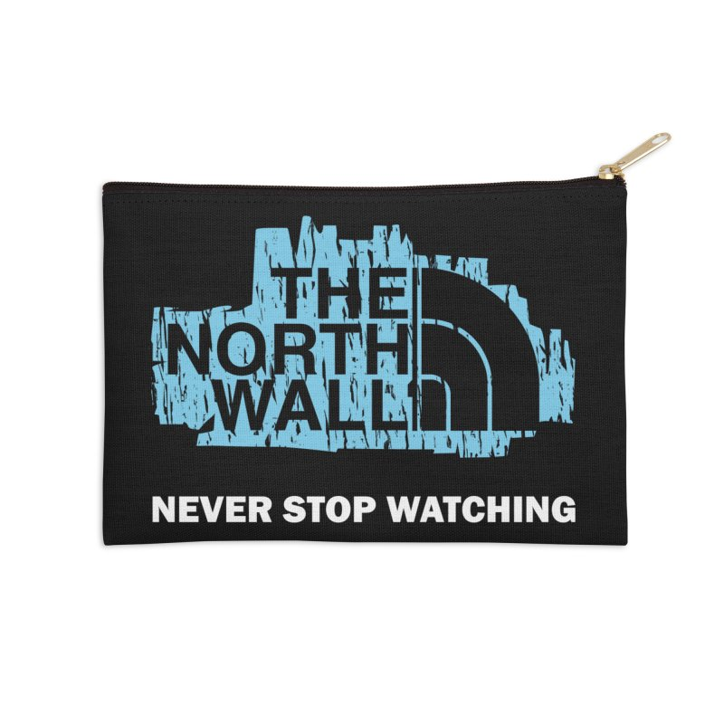 The North Wall Accessories Zip Pouch by Olipop Art & Design Shop