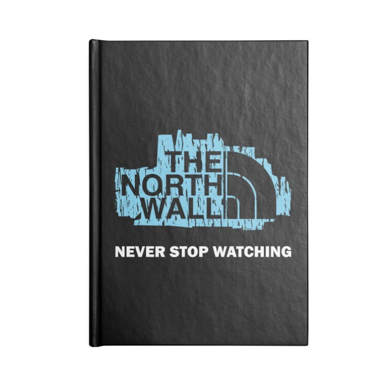 The North Wall Accessories Notebook by Olipop Art & Design Shop