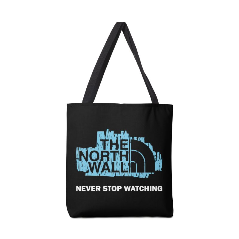 The North Wall Accessories Tote Bag Bag by Olipop Art & Design Shop