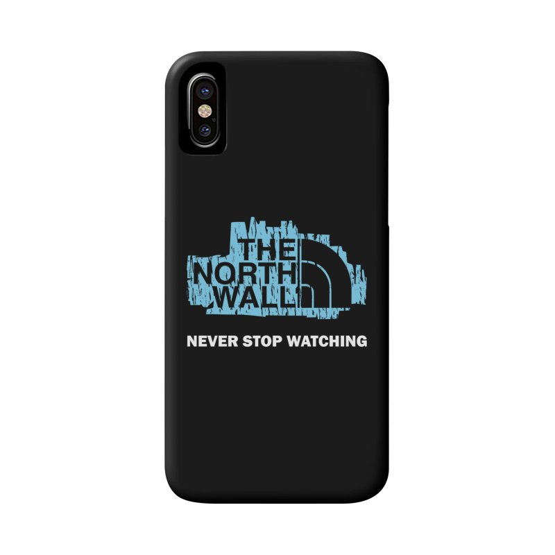 The North Wall Accessories Phone Case by Olipop Art & Design Shop