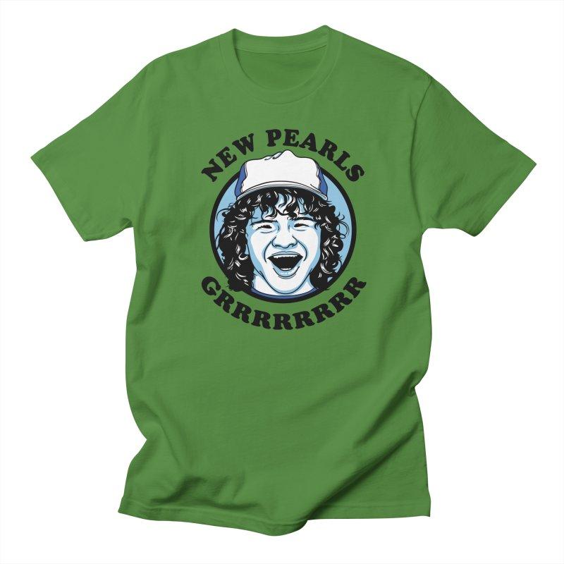 New Pearls Men's T-Shirt by Olipop Art & Design Shop