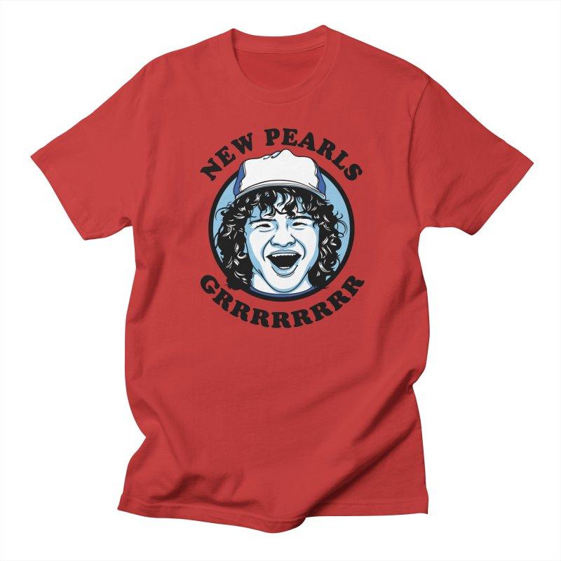 New Pearls Women's Regular Unisex T-Shirt by Olipop Art & Design Shop