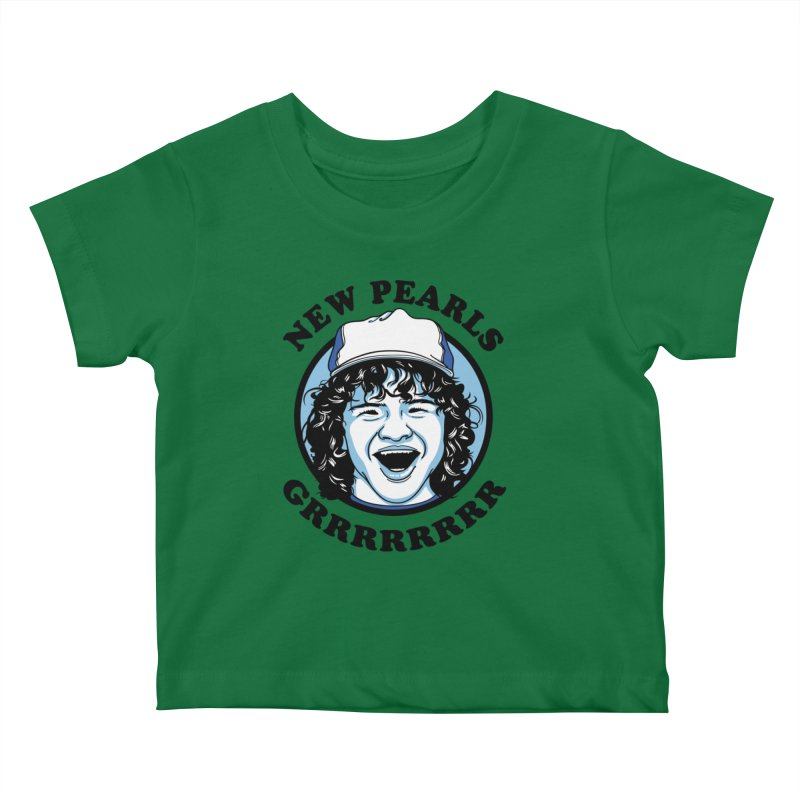 New Pearls Kids Baby T-Shirt by Olipop Art & Design Shop