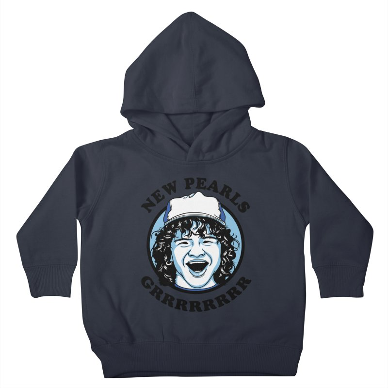 New Pearls Kids Toddler Pullover Hoody by Olipop Art & Design Shop
