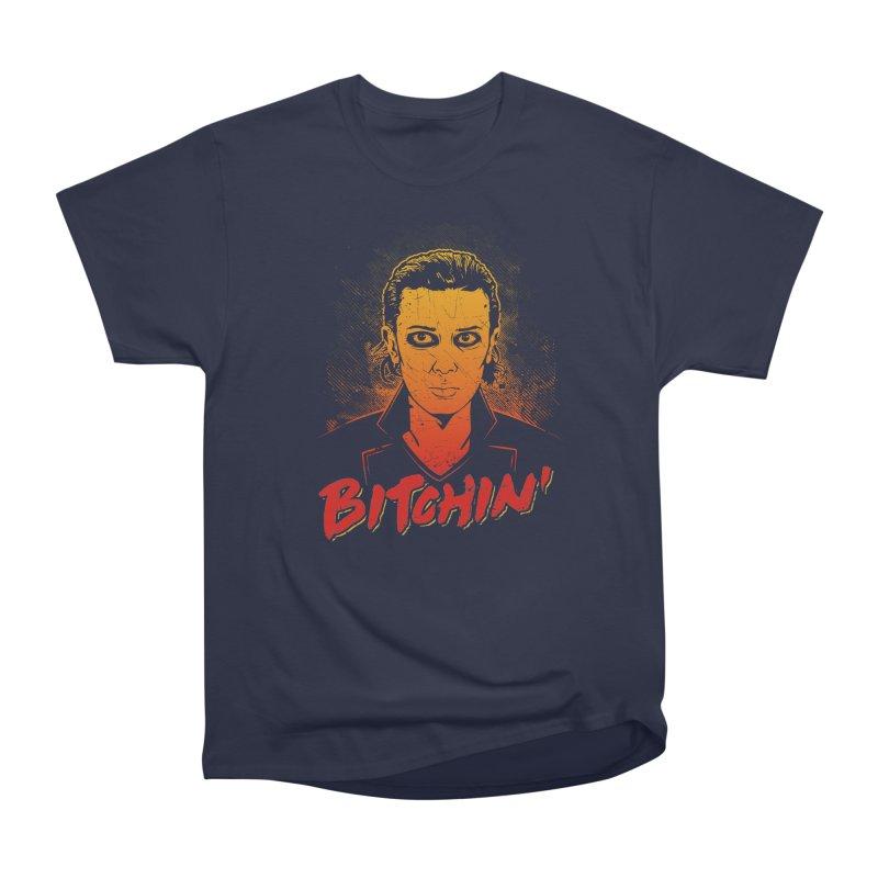 Bitchin' Men's Heavyweight T-Shirt by Olipop Art & Design Shop