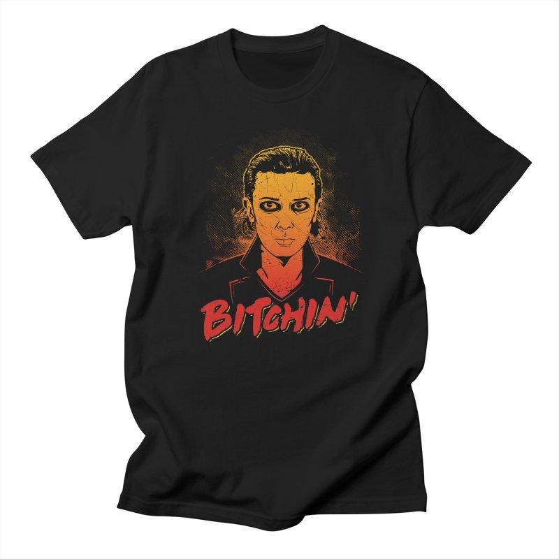 Bitchin' Women's Regular Unisex T-Shirt by Olipop Art & Design Shop