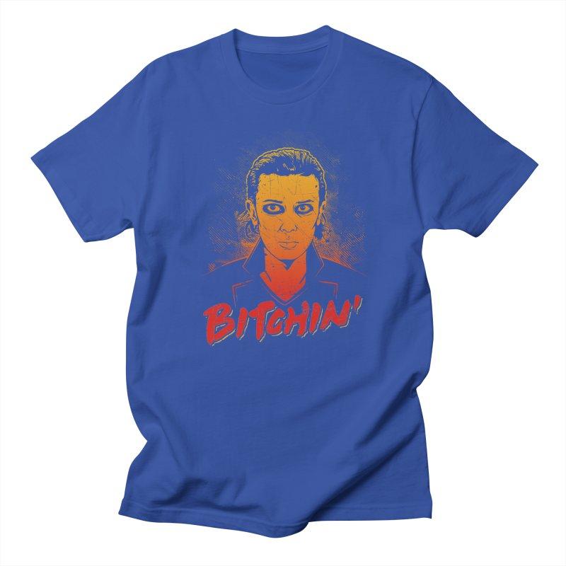 Bitchin' Men's T-Shirt by Olipop Art & Design Shop