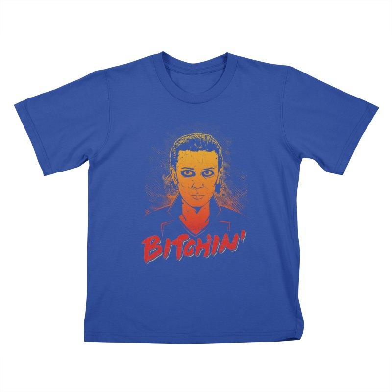 Bitchin' Kids T-Shirt by Olipop Art & Design Shop