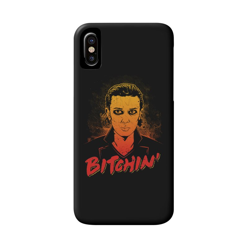 Bitchin' Accessories Phone Case by Olipop Art & Design Shop