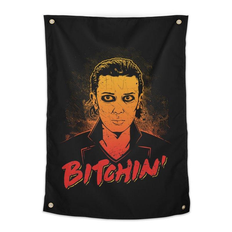 Bitchin' Home Tapestry by Olipop Art & Design Shop