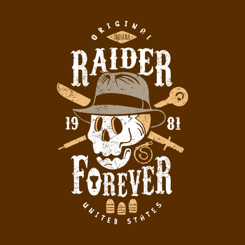 Raider Forever by Olipop Art & Design Shop