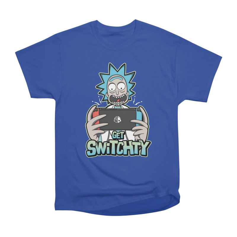 Get Switchty Women's Heavyweight Unisex T-Shirt by Olipop Art & Design Shop