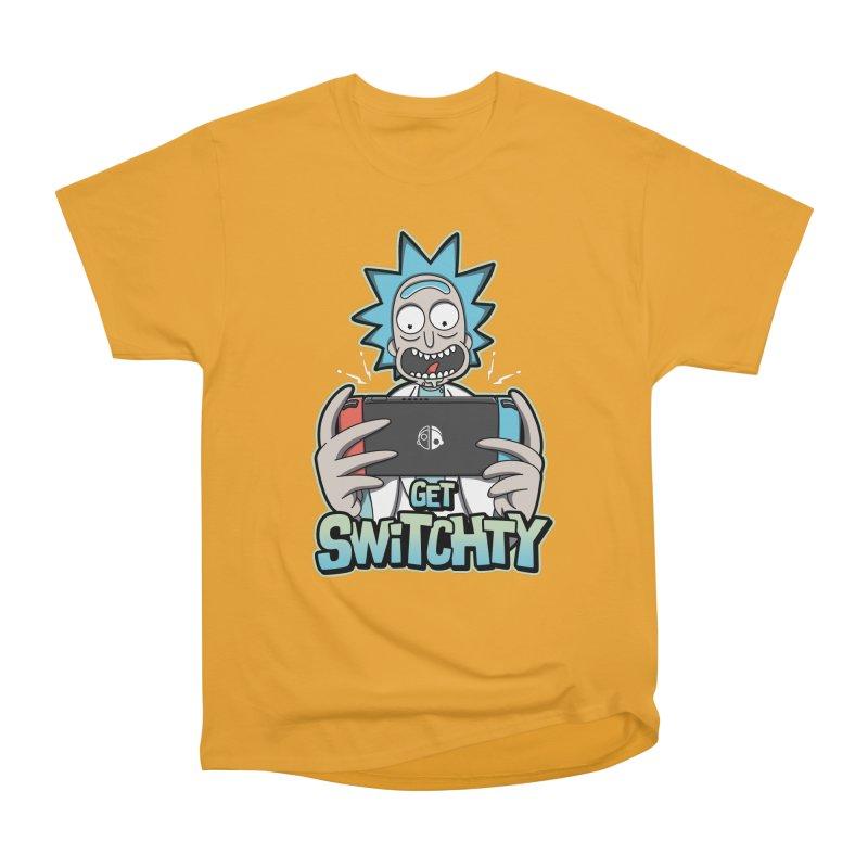 Get Switchty Men's Heavyweight T-Shirt by Olipop Art & Design Shop