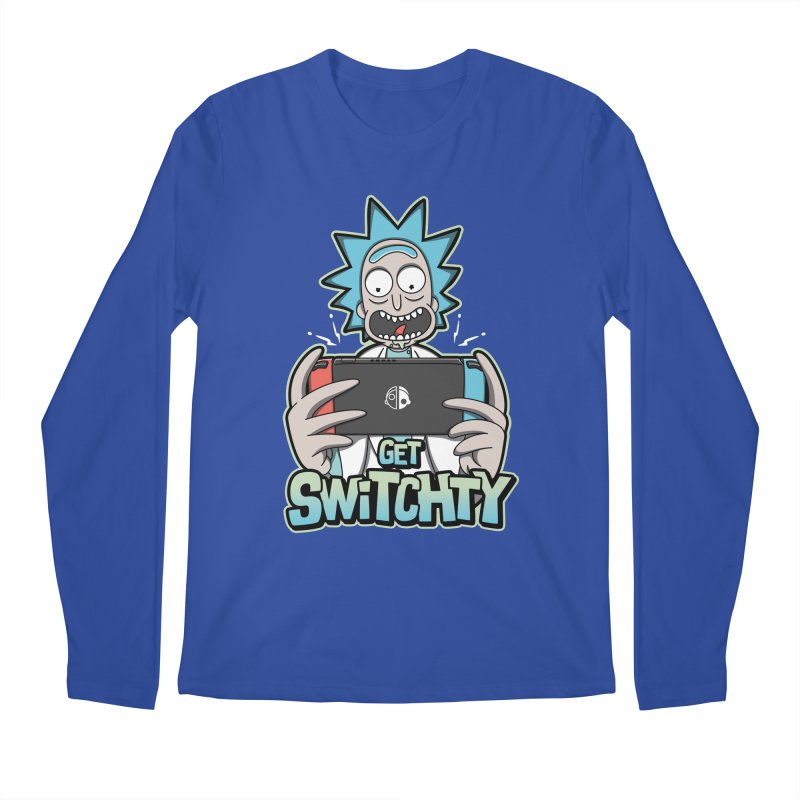 Get Switchty Men's Regular Longsleeve T-Shirt by Olipop Art & Design Shop
