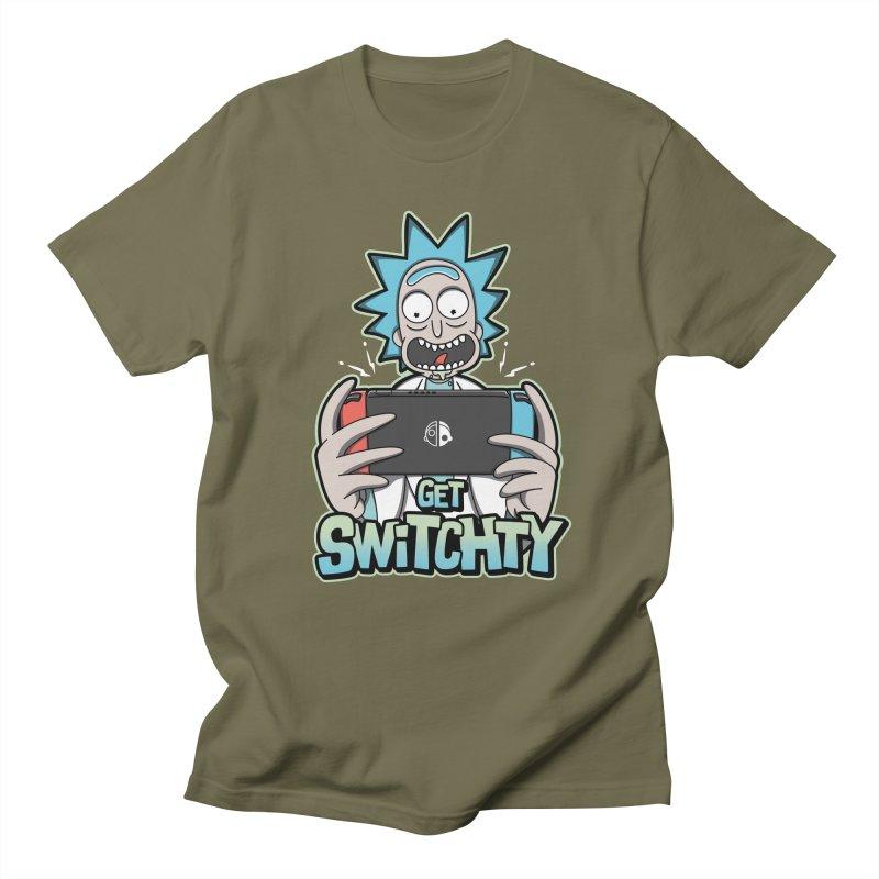 Get Switchty Women's Regular Unisex T-Shirt by Olipop Art & Design Shop
