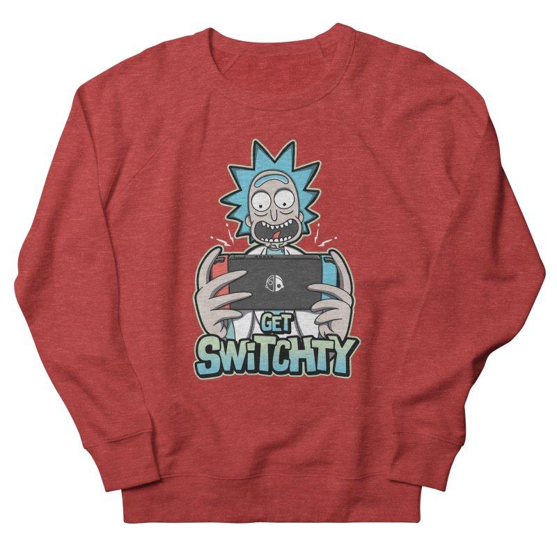 Get Switchty Women's French Terry Sweatshirt by Olipop Art & Design Shop