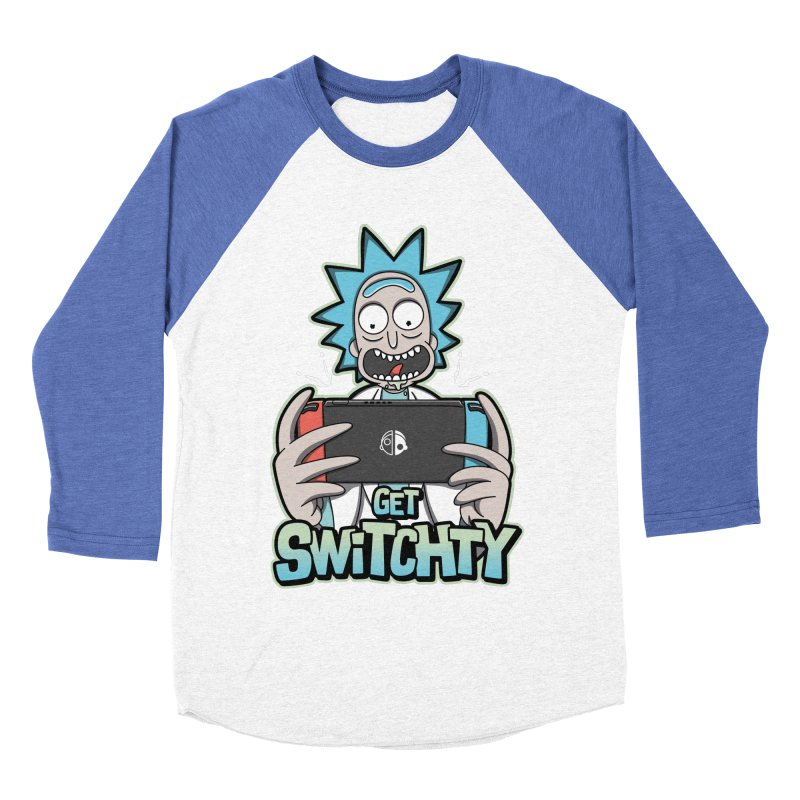 Get Switchty Women's Baseball Triblend Longsleeve T-Shirt by Olipop Art & Design Shop
