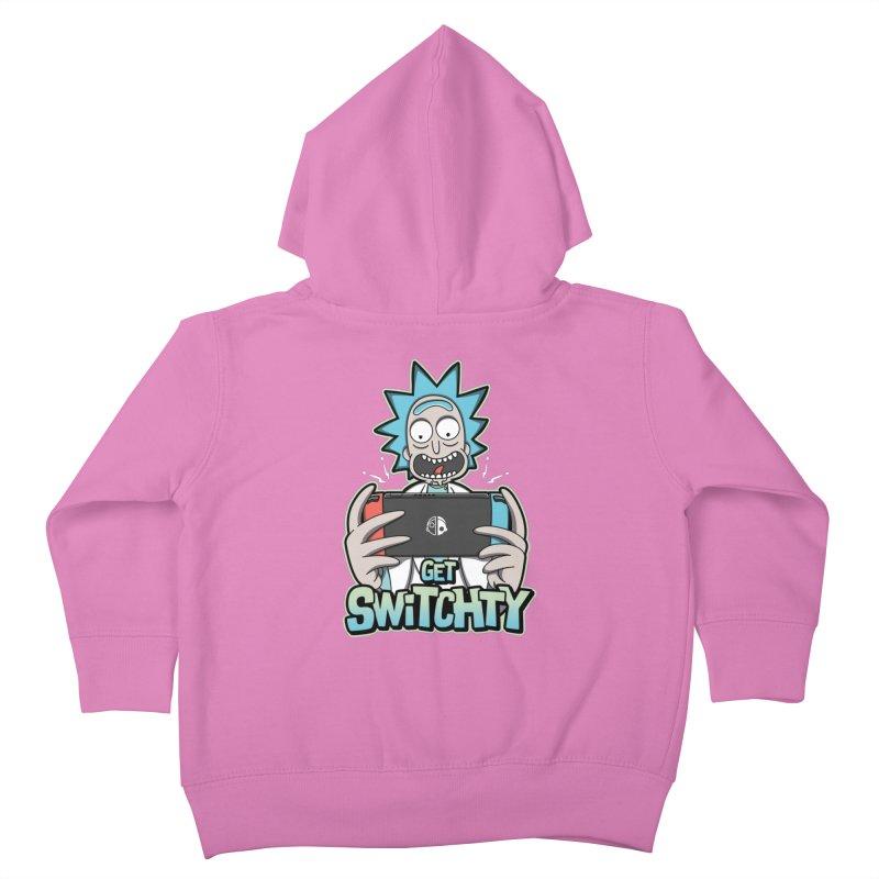 Get Switchty Kids Toddler Zip-Up Hoody by Olipop Art & Design Shop