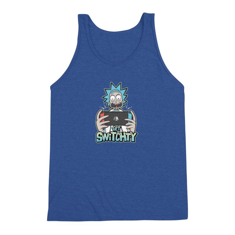 Get Switchty Men's Tank by Olipop Art & Design Shop