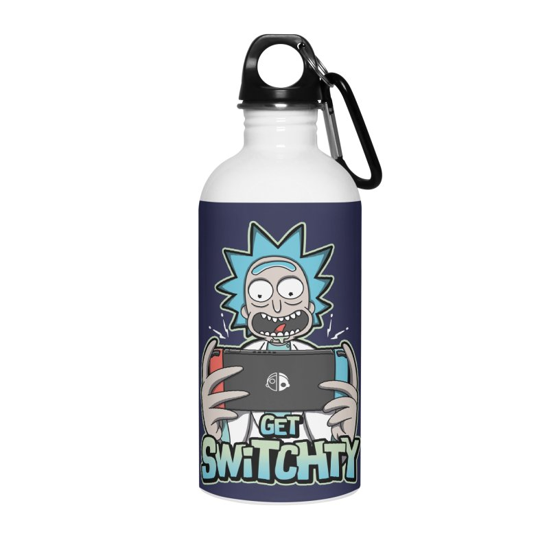 Get Switchty Accessories Water Bottle by Olipop Art & Design Shop