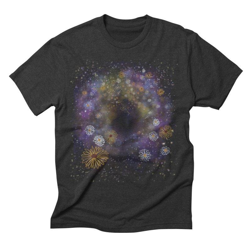 Flower Hole Men's T-Shirt by Ollam's Artist Shop