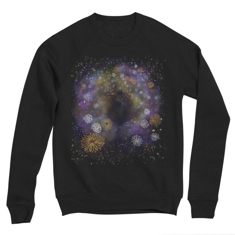Flower Hole Men's Sweatshirt by Ollam's Artist Shop