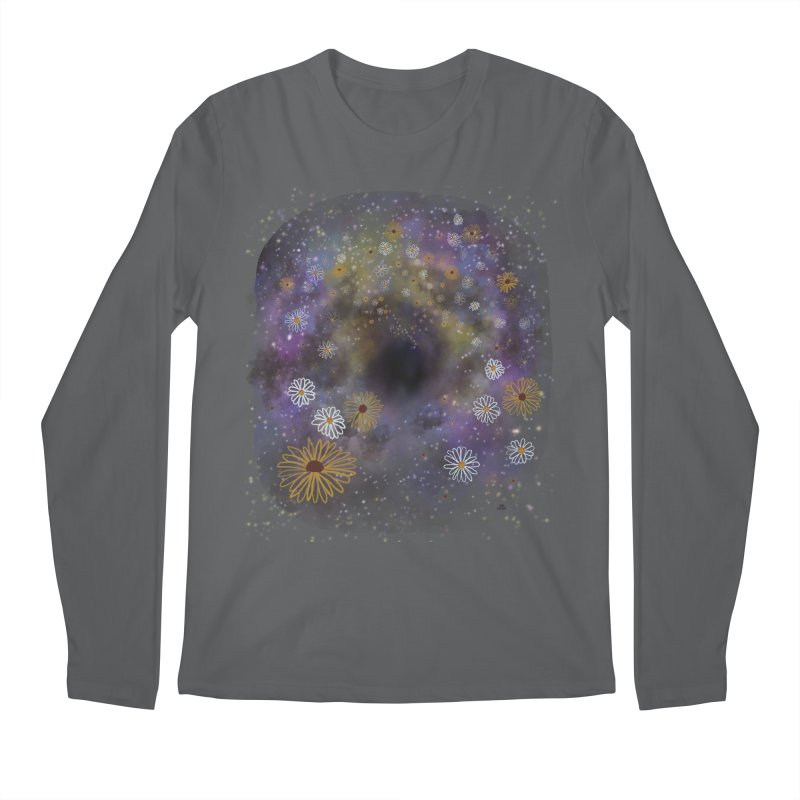 Flower Hole Men's Longsleeve T-Shirt by Ollam's Artist Shop