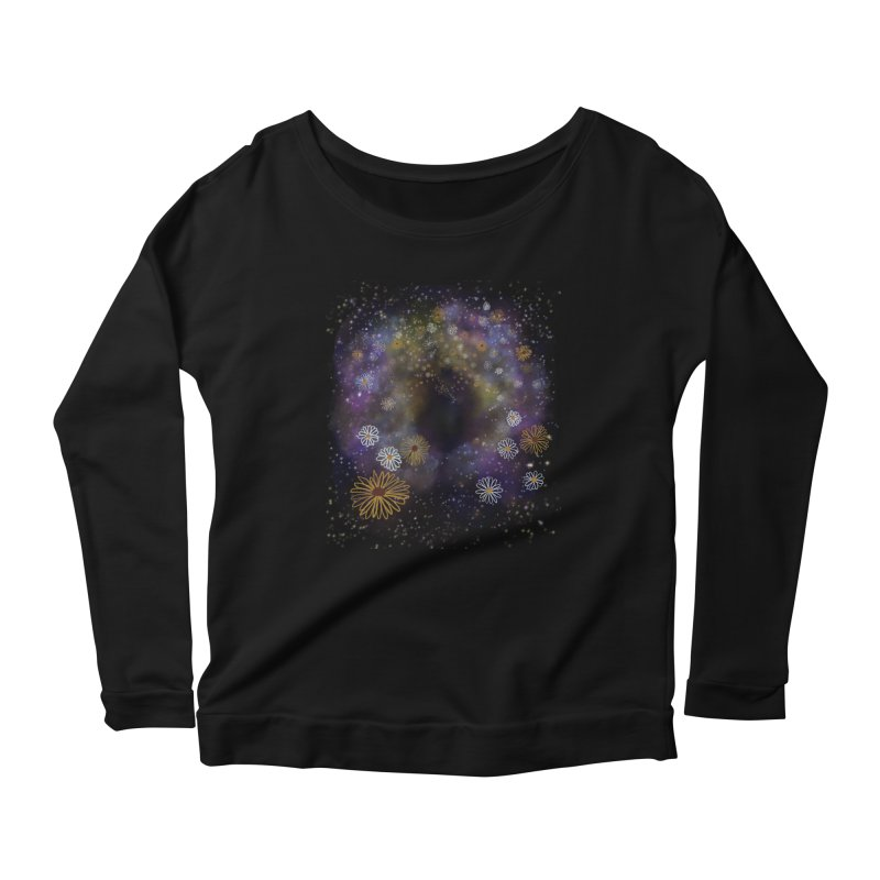 Flower Hole Women's Longsleeve T-Shirt by Ollam's Artist Shop