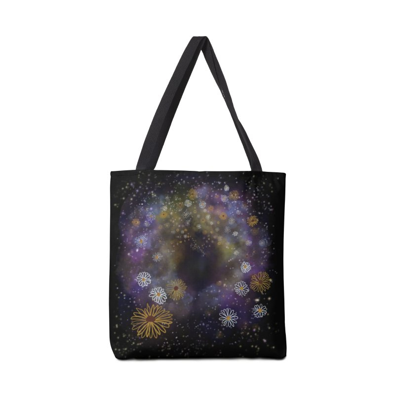 Flower Hole Accessories Bag by Ollam's Artist Shop