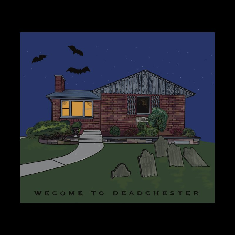 Deadchester, IL Men's T-Shirt by Ollam's Artist Shop