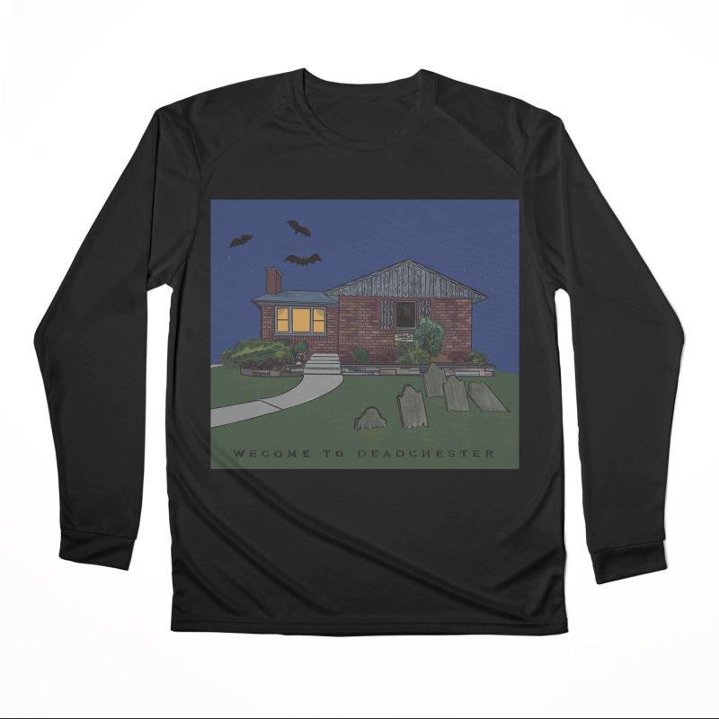 Deadchester, IL Women's Longsleeve T-Shirt by Ollam's Artist Shop