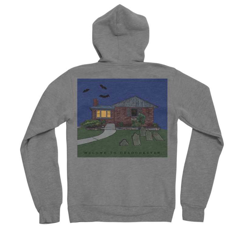 Deadchester, IL Women's Zip-Up Hoody by Ollam's Artist Shop