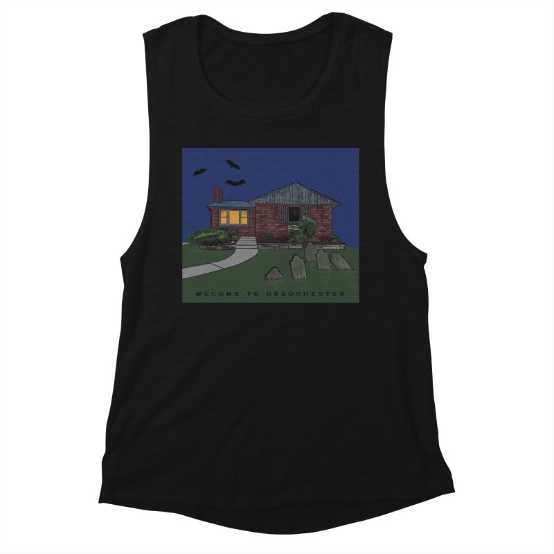 Deadchester, IL Women's Tank by Ollam's Artist Shop