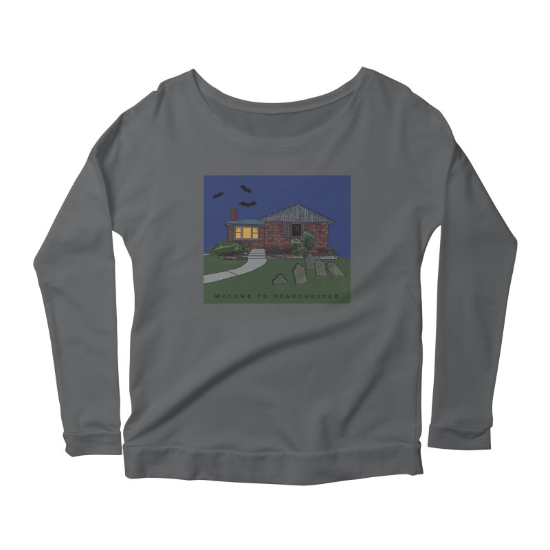 Deadchester, IL Women's Longsleeve T-Shirt by Ollam's Artist Shop