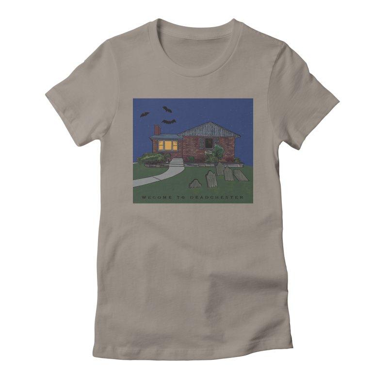 Deadchester, IL Women's T-Shirt by Ollam's Artist Shop