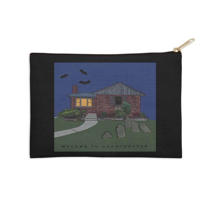 Deadchester, IL Accessories Zip Pouch by Ollam's Artist Shop