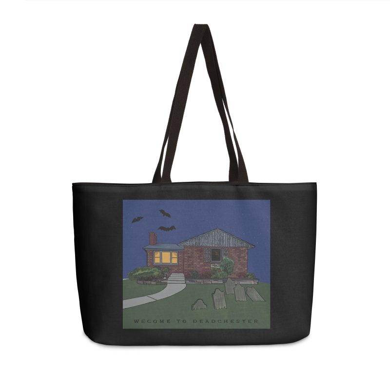 Deadchester, IL Accessories Bag by Ollam's Artist Shop