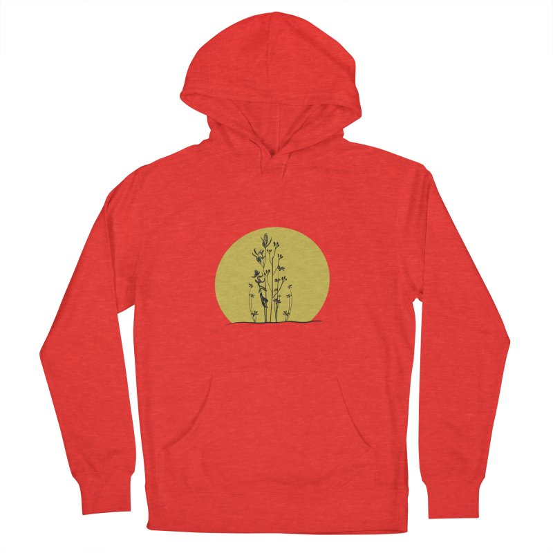 Midwest minimal Women's Pullover Hoody by Ollam's Artist Shop