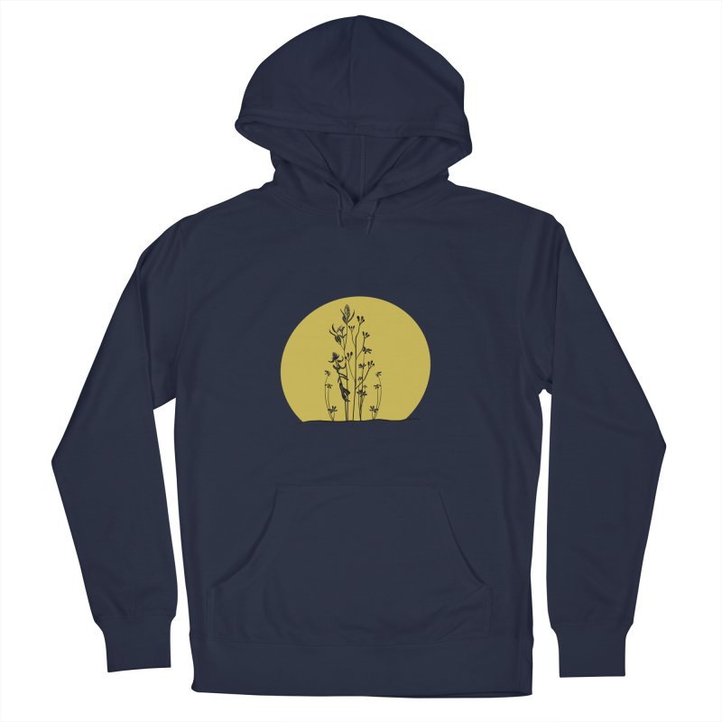 Midwest minimal Men's Pullover Hoody by Ollam's Artist Shop