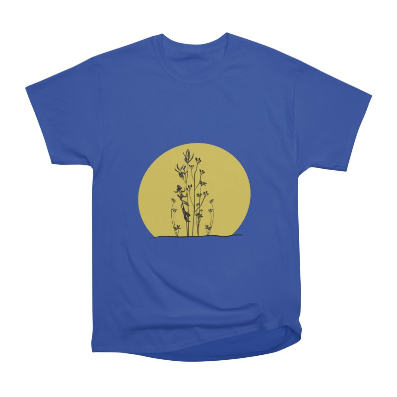 Midwest minimal Men's T-Shirt by Ollam's Artist Shop