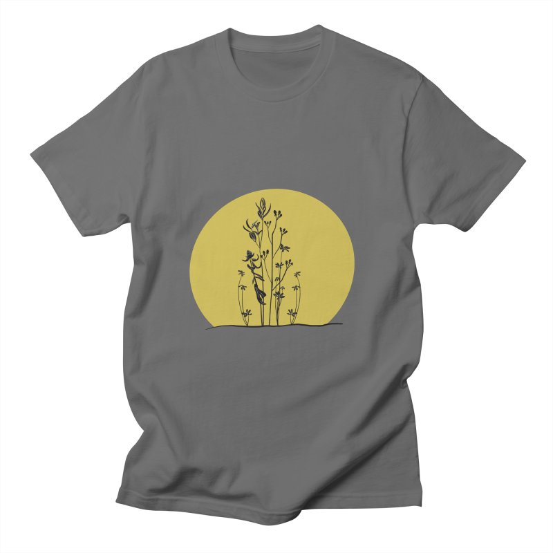 Midwest minimal Men's T-Shirt by Ollam's Artist Shop