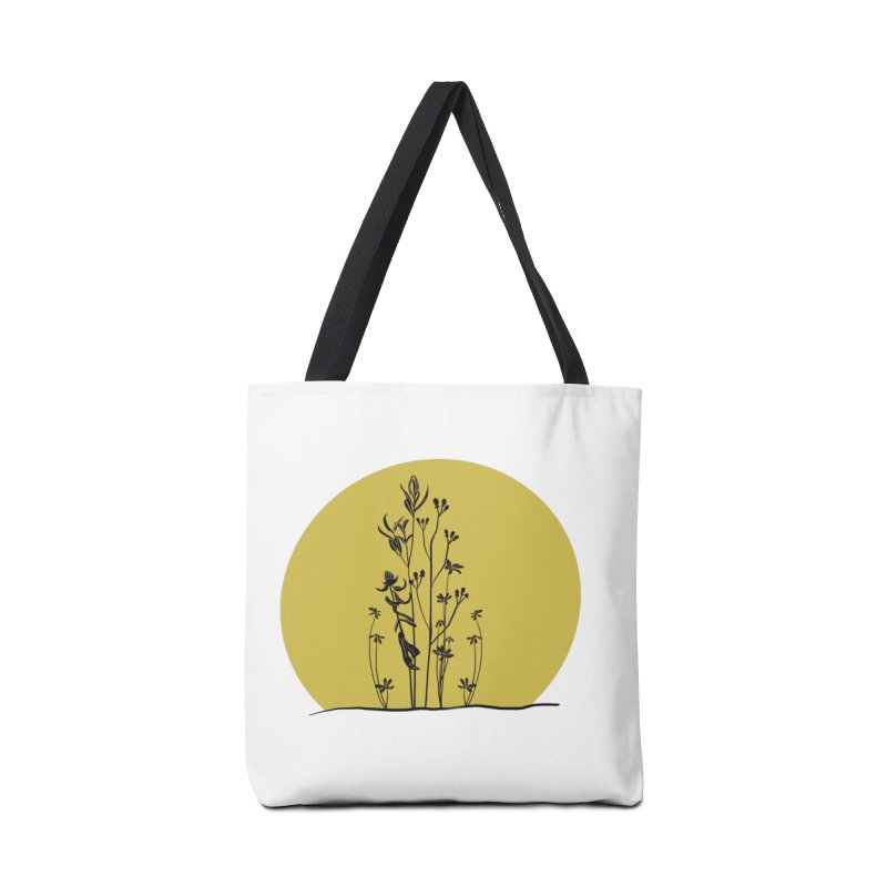 Midwest minimal Accessories Bag by Ollam's Artist Shop