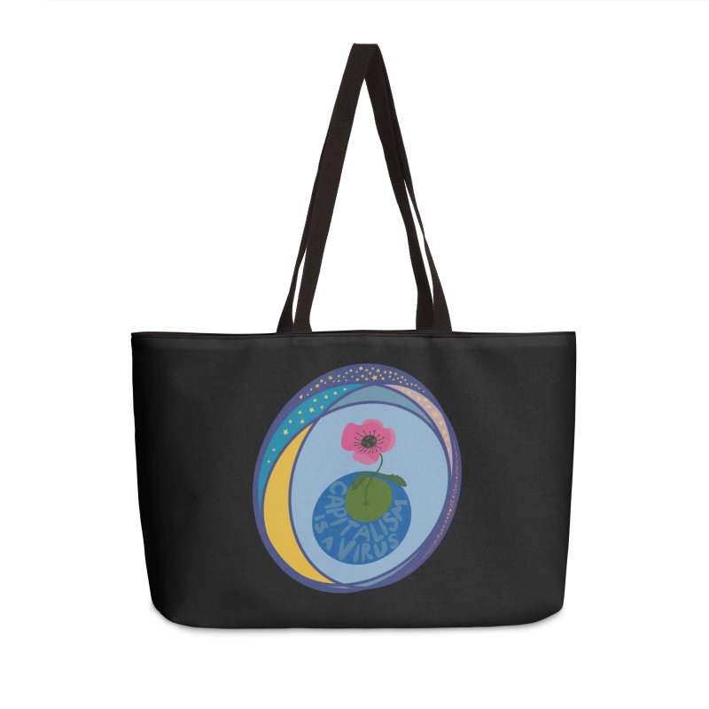 Capitalism is a Virus Accessories Bag by Ollam's Artist Shop