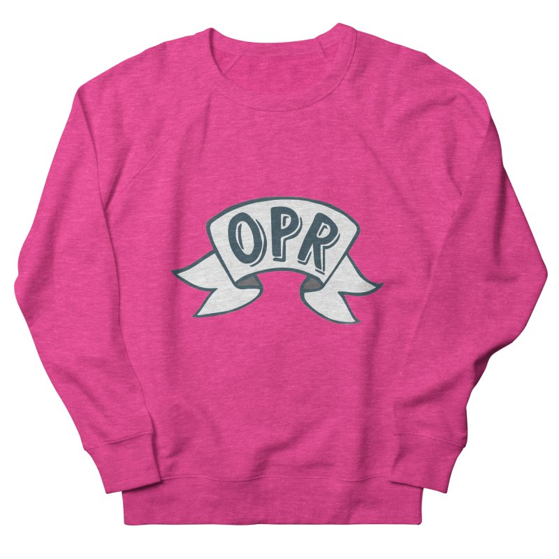 Click here to enter the store! Men's French Terry Sweatshirt by Olympia Pop Rocks
