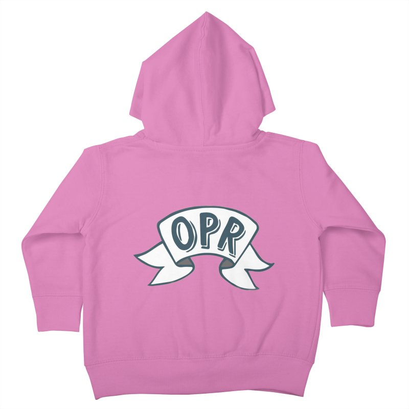 Click here to enter the store! Kids Toddler Zip-Up Hoody by Olympia Pop Rocks