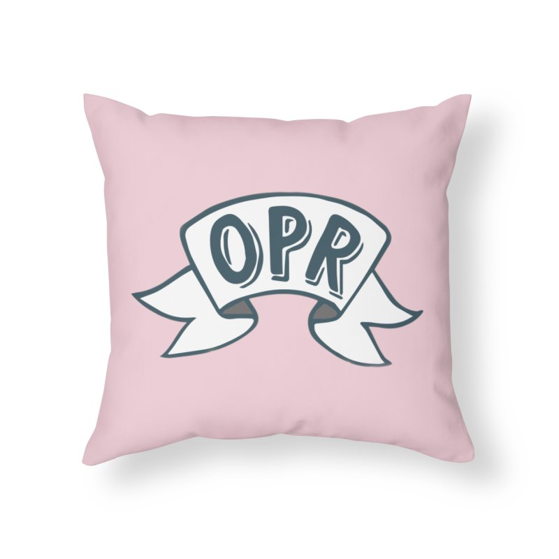 Click here to enter the store! Home Throw Pillow by Olympia Pop Rocks