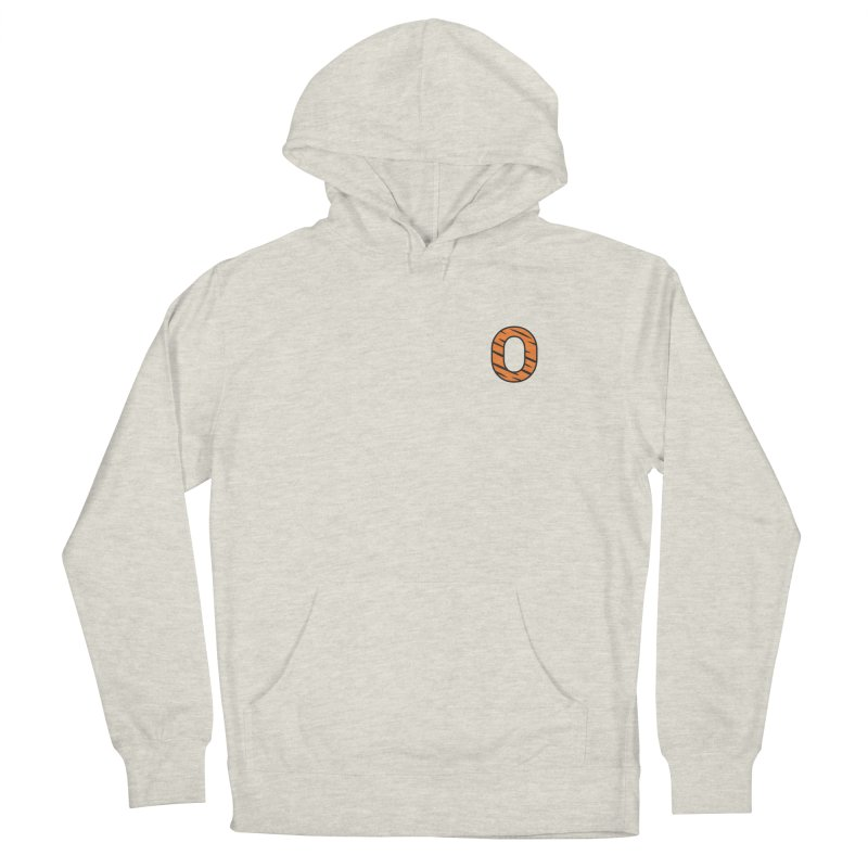 O - Tiger Men's Pullover Hoody by Ominous Artist Shop